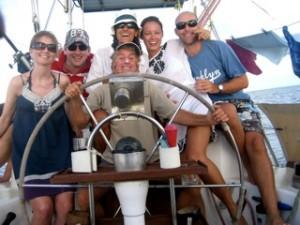 yacht charter san blas
