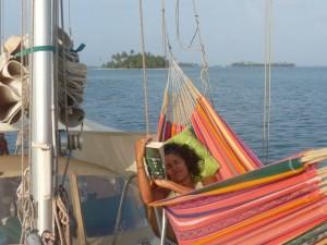 hammock in san blas