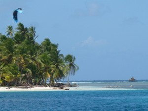 san blas kite surf